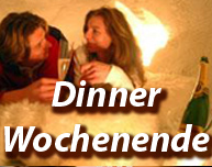 Der Artikel gibt Auskunft zu den Themen Dinner Wochenende, Kurzreisen und romantische Übernachtungen.