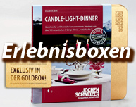 Erlebnisboxen als Geschenkidee