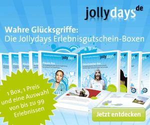 Hier finden Sie Informationen zu Angeboten von Jollydays.