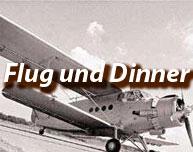 Artikel zu den Themen Dinner im Himmel, Gourmetflug, romantische Ballonfahrten
