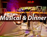 Beitrag zum Thema Musical & Dinner Show