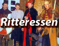 Das Thema Ritteressen und Rittermahl kommt hier zur Sprache.
